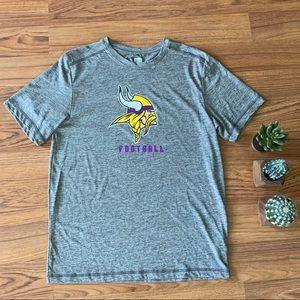 NWOT Minesota Vikings t shirt / Sz M / NFL